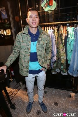 gino jokbengboun in Scotch & Soda Launch Party