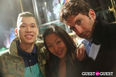 alice kim in Scotch & Soda Launch Party