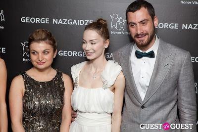 giorgi nazgaidze in Honor Vitae Charity Meets Fashion Fundraiser