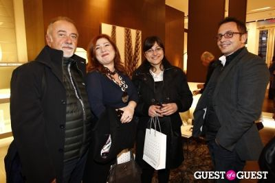 giorgio faletti in NATUZZI ITALY 2011 New Collection Launch Reception / Live Music