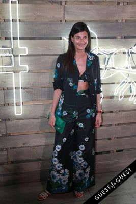 giovanna battaglia in Coach Presents 2014 Summer Party on the High Line