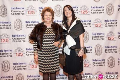 gisella levi-caroti in Italy America CC 125th Anniversary Gala