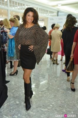 gladys abi-najm-lebanese-taverna in ALL ACCESS: FASHION Intermix Fashion Show