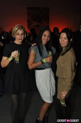 mai nozoe in MoMA Film Benefit After Party