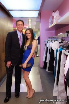 glen tomashoff in Sip & Shop for a Cause benefitting Dress for Success