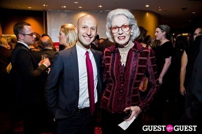 glenn adamson-and-barbara-tober in Museum of Arts and Design's annual Visionaries Awards and Gala