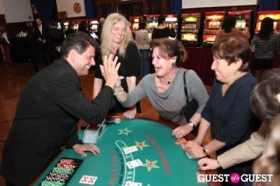 gloria lutjen in Casino Night at the Community House