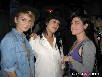 gloria noto in Paper Magazine's Beautiful People Party 2010