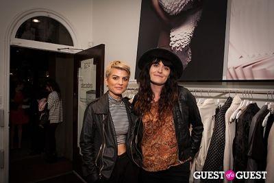 jenelle campbell in Decades & Bea Szenfeld Art & Fashion  Hosted by B. Åkerlund