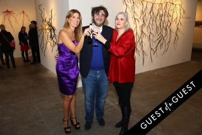 dalya in Dalya Luttwak and Daniele Basso Gallery Opening