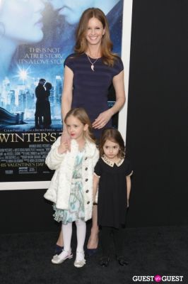 goldsman family in Warner Bros. Pictures News World Premier of Winter's Tale