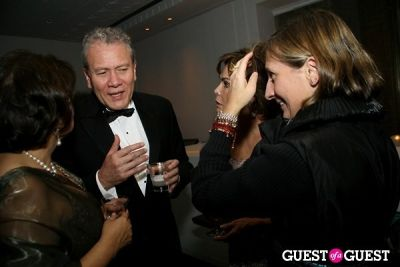 gonzalo gutierrez in World Monuments Fund Gala After Party