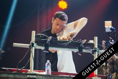 gorgon city in Coachella Festival 2015 Weekend 2 Day 1