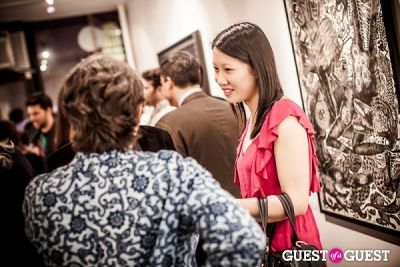 grace hsieh in Group Exhibition of New Art from Southeast Asia