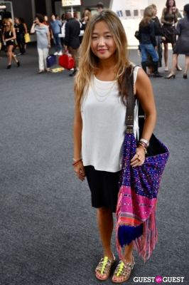 grace lee in From The Tents 2011