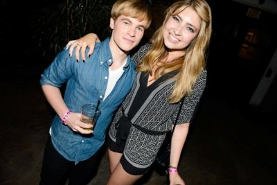 graham patrick-martin in NYLON May Young Hollywood Issue Party 2013