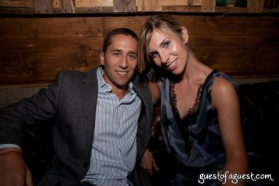 grant aidner in Keith Lissner and The Pink Agenda host a Fashionable Event