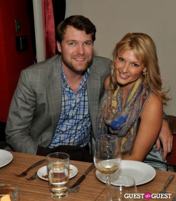 grant allen in Lindsey Becker's Tastemakers Dinner At Art And Soul