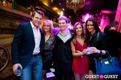 grant allen in Hot 100 Party @ Capitale