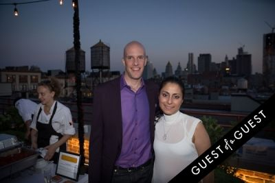 grant wahl in The 2nd Annual Foodie Ball, A Benefit for ACE Programs for the Homeless