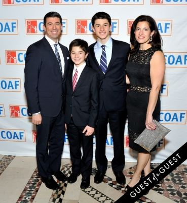 garo amerkanian in COAF 12th Annual Holiday Gala