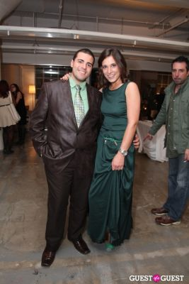 danny barrera in UrbanGreen Launch Party