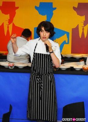 greg grossman in The Feast :Pop Art Pop Up Restaurant
