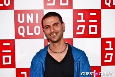 gregg breinberg in UNIQLO Global Flagship Opening
