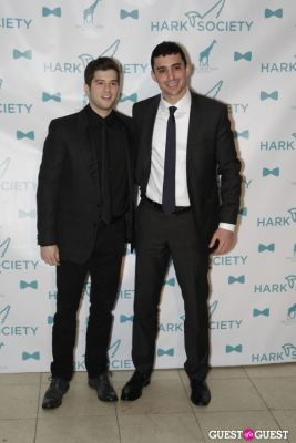 gregg cohenca-and-jeffrey-gendelman in The Hark Society's 2nd Annual Emerald Tie Gala
