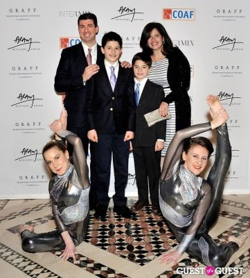 garo amerkanian in Children of Armenia Fund 10th Annual Holiday Gala
