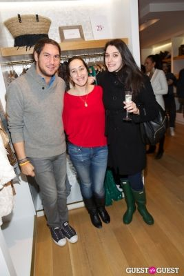 lea miller in Calypso St Barth Holiday Shopping Event With Mathias Kiwanuka