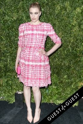 greta gerwig in Chanel's Tribeca Film Festival Artists Dinner