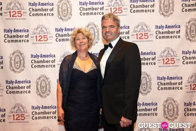 michael hassing in Italy America CC 125th Anniversary Gala