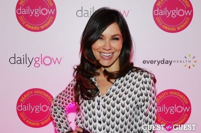 gretta monahan in Daily Glow presents Beauty Night Out: Celebrating the Beauty Innovators of 2012