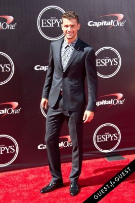 grigor dimitrov in The 2014 ESPYS at the Nokia Theatre L.A. LIVE - Red Carpet