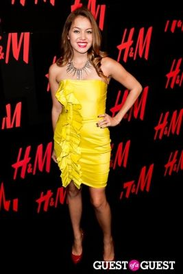 guinevere in H&M Hosts Private Concert with Lana Del Rey