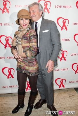 julian niccolini in Love Heals 2013 Gala