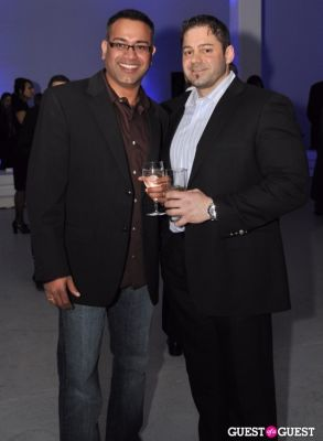 gus kousteris in Carbon NYC Spring Charity Soiree