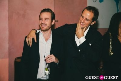 gavan gravesen in Holiday Party Hosted by Jed Weinstein, Gustaf Demarchelier, Claudio Ochoa, Nico Bossi, and Gavan Gravesen