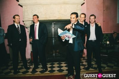 gavan grevenson in Holiday Party Hosted by Jed Weinstein, Gustaf Demarchelier, Claudio Ochoa, Nico Bossi, and Gavan Gravesen