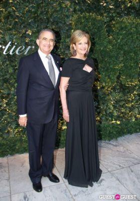 gustavo cisneros in MoMA Benefit Gala