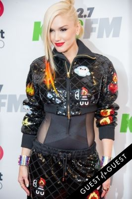 gwen stefani in KIIS FM's Jingle Ball 2014
