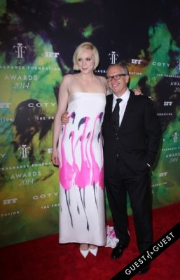 gwendoline christie in Fragrance Foundation Awards 2014