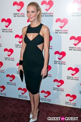 gwyneth paltrow in God's Love Golden Heart Achievement Awards