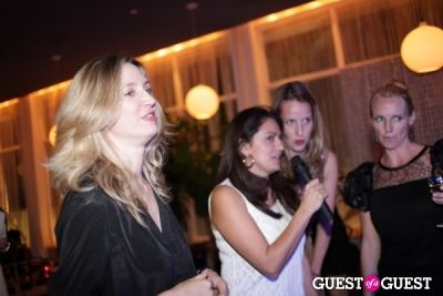 hadley henriette in Suzy Buckley Woodward & John Lin Karaoke Night at the Standard Spa