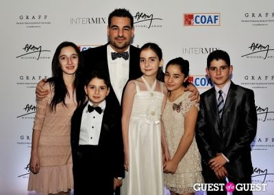 haig boyadjian in Children of Armenia Fund 9th Annual Holiday Gala - gallery 1