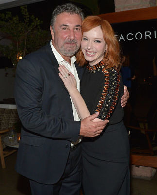 "haig tacorian in Exclusive Club Tacori ""Riviera At The Roosevelt"" Event"