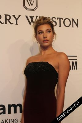 hailey baldwin in Fashion Week Street Style: Day 7
