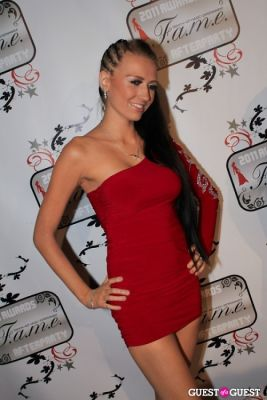 hailie kaye in F.A.M.E. SAG After Party