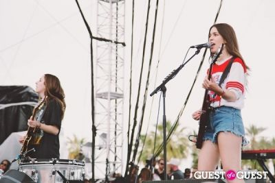 haim in Coachella 2014 Weekend 2 - Friday